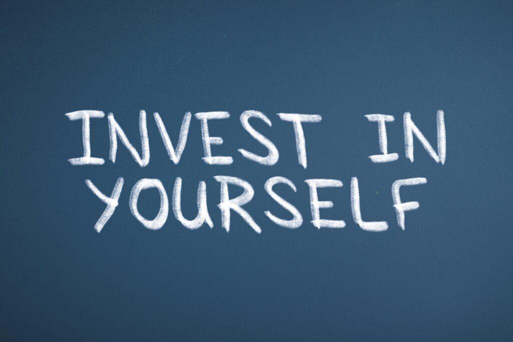 自己投資の重要性