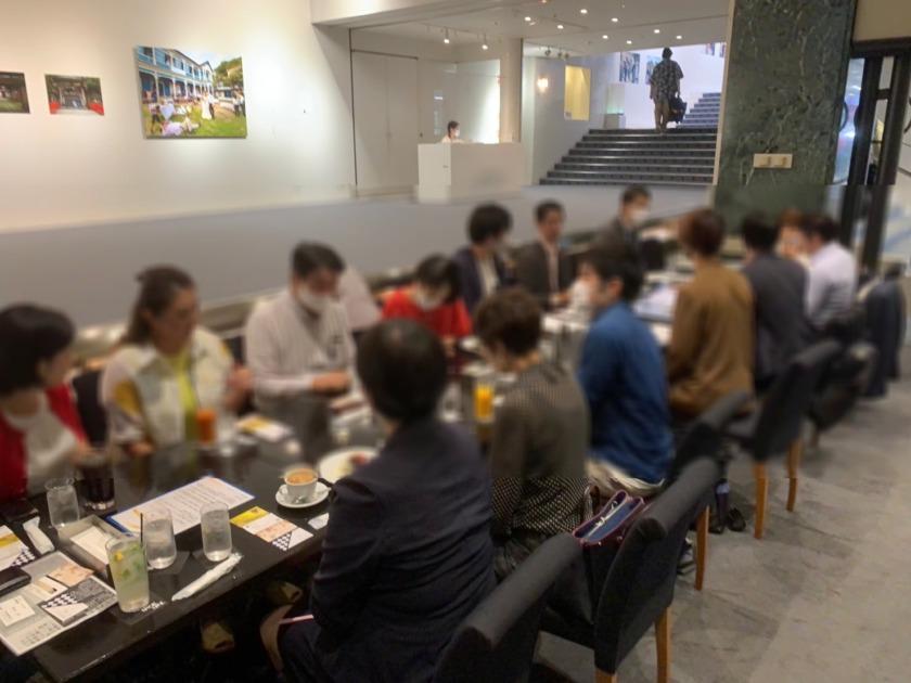 東京 BiZcafeTACT