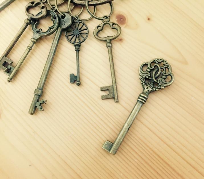 どの扉から入っても出口は成功!成功への扉を開く【6つの鍵】