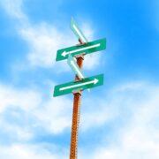 成功の選択がどちらかを知っていることの強さ