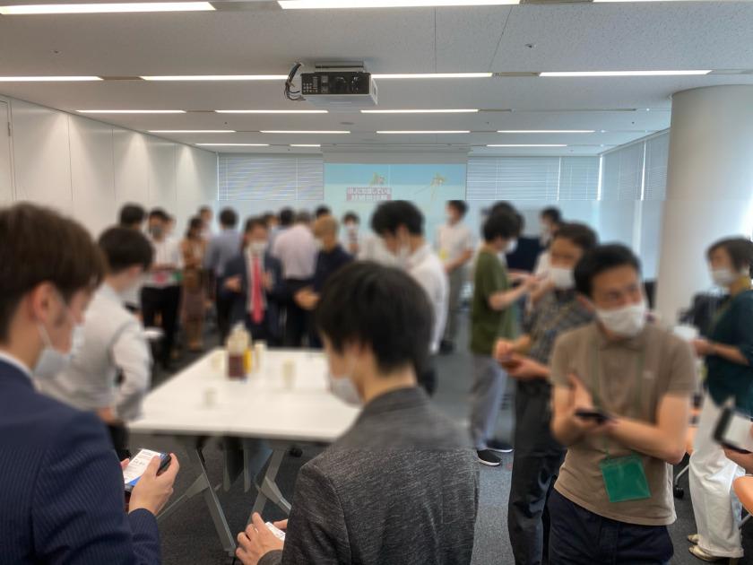 【第438回】異業種交流会TACT@新宿