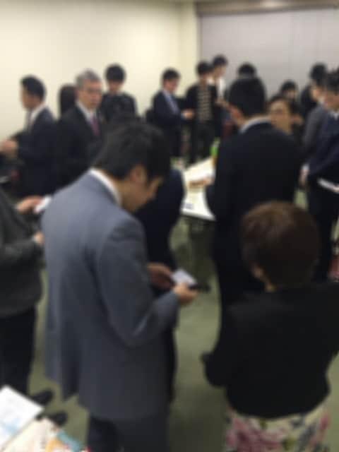 2015/2/28異業種交流会開催時の風景