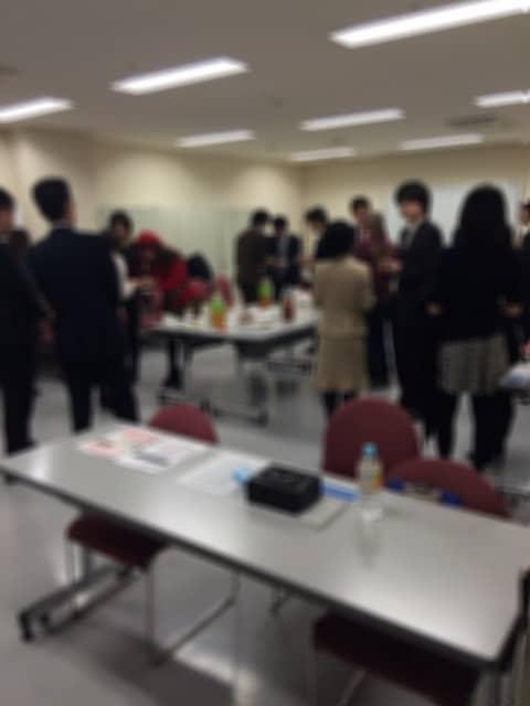 2015/3/16異業種交流会開催時の風景
