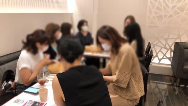 【第1638回】《女性限定ランチ会》BiZcafeTACT@銀座